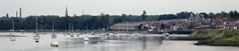 ManningtreeAZ | Places of Interest in Manningtree, Mistley, Lawford and Brantham.